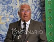 """"""" A TAP está a caminho de uma solução estável, fundamental para a nossa ligação ao mundo"""" diz António Costa, Primeiro Ministro Português(Com Som)"""