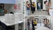 Associação de Desenvolvimento de Mourão recebe 12 cabazes solidários