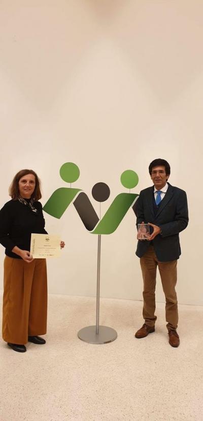 O Município de Portel foi distinguido pela segunda vez com a atribuição da Marca Entidade Empregadora Inclusiva 2019