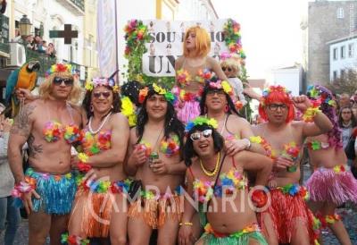 Sol e temperaturas de 23ºC durante o fim de semana de Carnaval no Alentejo