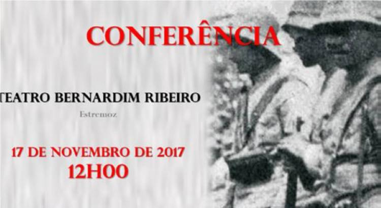 """Estremoz recebe conferência sobre """"Sul de Angola(1914-1915): Dois inimigos, duas expedições, uma campanha penosa"""""""