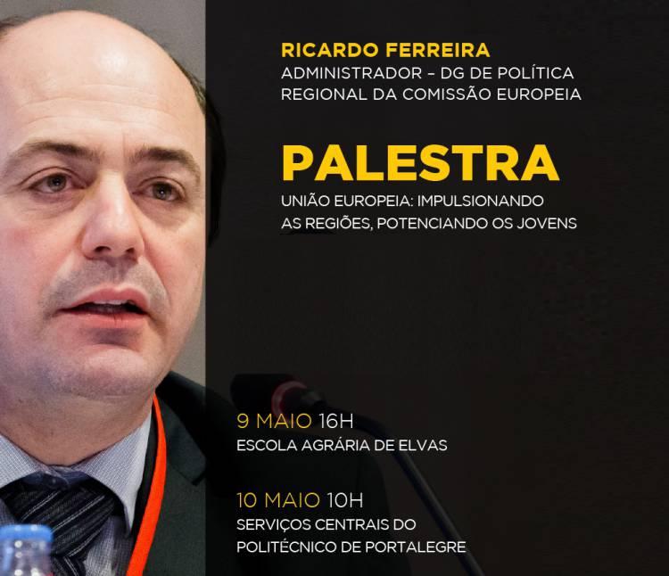 IPPortalegre promove palestras com funcionários da Comissão Europeia para partilha de conhecimentos e experiências
