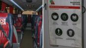 COVID-19: Município de Arronches assegura medidas de segurança no transporte escolar