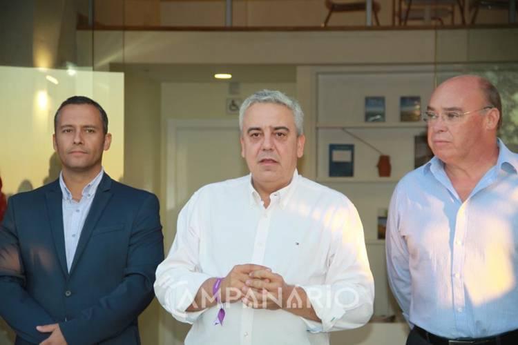 """Município de Elvas procura """"alterar a dinâmica do turista dentro da cidade"""" com dois novos espaços, afirma o presidente (c/som e fotos)"""