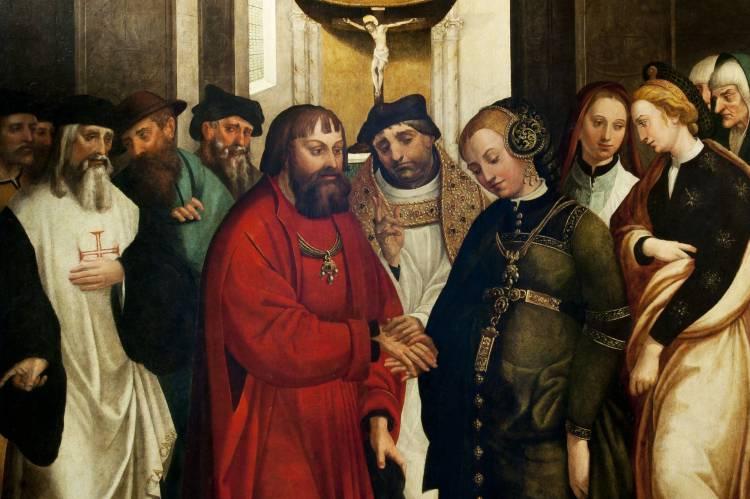 Crato recria casamento régio de D. Manuel I e D. Leonor