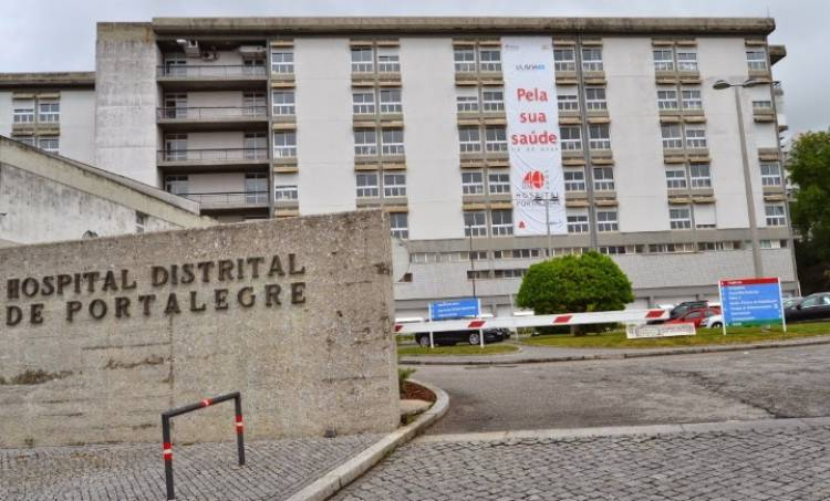 Aprovado financiamento de 3 milhões de euros para  requalificação e modernização do Hospital Distrital de Portalegre,