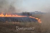 Cinco concelhos alentejanos em risco máximo de incêndio e dois em risco muito elevado