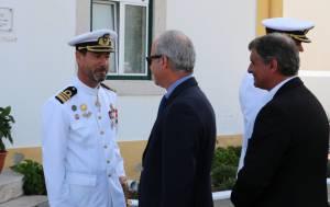 Rui Pedro Silva Filipe é o novo Capitão do Porto de Sines