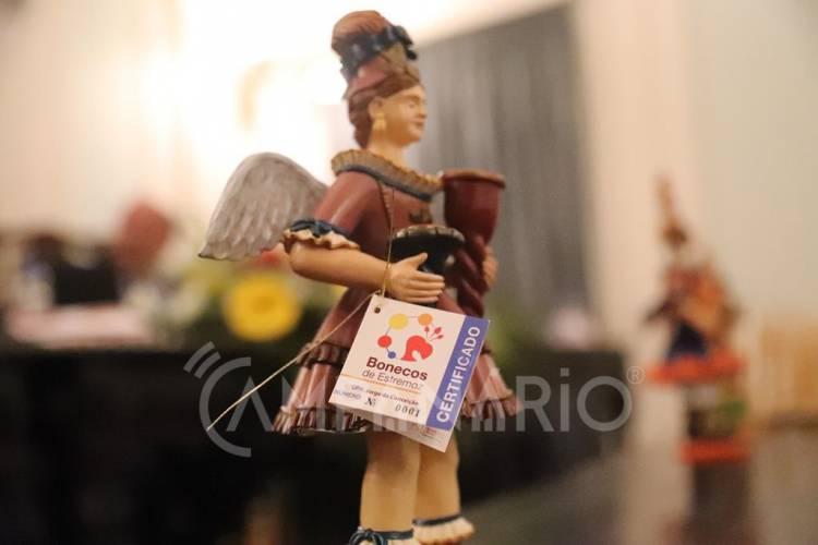 Estremoz quer Figurado de Barro como primeira peça de artesanato classificada como tesouro nacional, adianta Hugo Guerreiro (c/som)