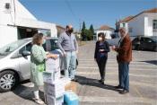 Arraiolos entrega Equipamentos de Proteção Individual em todas as IPSS do concelho