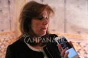 Carência de pessoal formado para prestar cuidados redobrados a utentes debilitados no lar do Alandroal é tópico das declarações de Dulce Gonçalves à RC (c/som)
