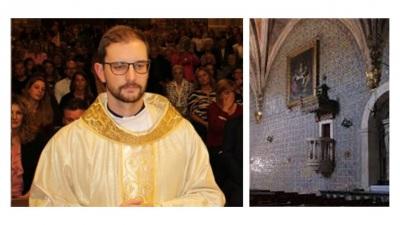 Borba - 100 mil Euros para recuperar os Azulejos da Igreja de S. Bartolomeu (C/Som)