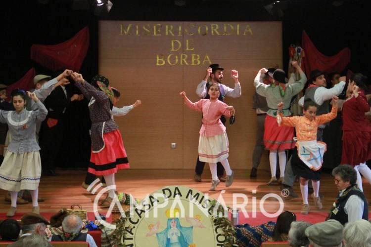 """Encontro de Culturas na Aldeia Social de Borba animou utentes e levou-os a """"lembrar o passado"""", diz responsável (c/som)"""