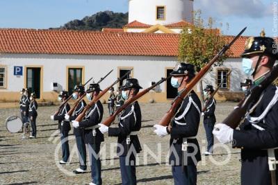 Compromisso de Honra do 42º Curso de Formação de Guardas do Centro de Formação de Portalegre