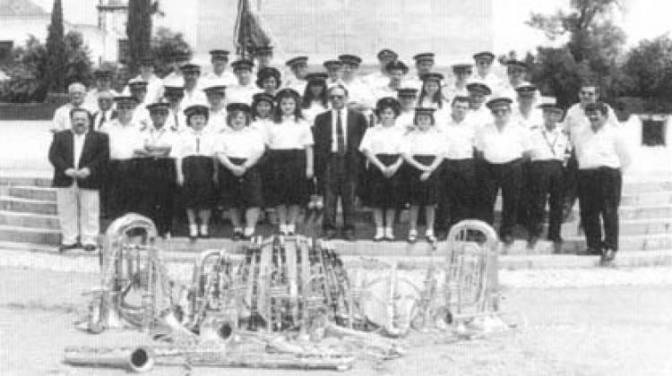 Banda da Sociedade Filarmónica União Calipolense assinala este sábado 149º aniversário (c/programa)
