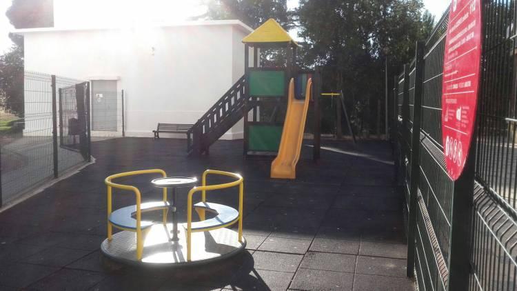 Parque Infantil de Santo Onofre, em Elvas, reabre com melhores condições para os mais novos