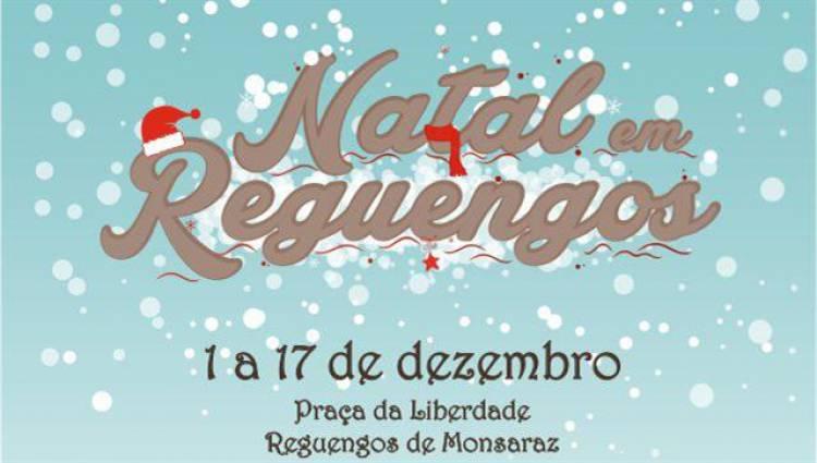 Natal em Reguengos com muita animação já a partir de dia 1 de dezembro