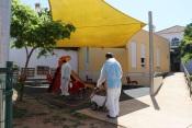 Município de Ourique desinfeta espaços das creches e jardins de infância no concelho