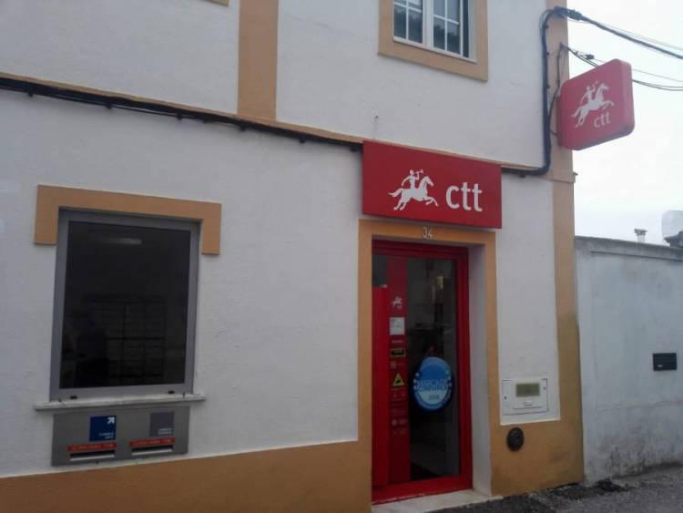 CTT volta a abrir portas na antiga estação em Sousel