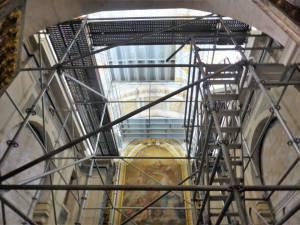 Capela do Paço Ducal alvo recuperação da pintura mural (c/som)