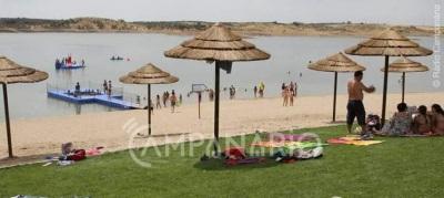 Praia fluvial de Mourão abre a 20 de junho