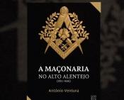 Elvas recebe conferência e apresentação do livro 'A Maçonaria no Alto Alentejo 1821-1936' de António Ventura na Biblioteca