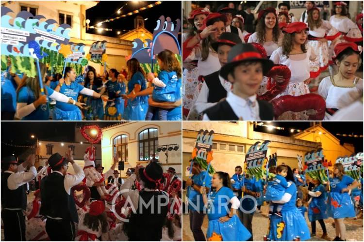 """""""Marchinhas Populares da Creche"""" de Alandroal desfilaram em noite de Santo António. A RC mostra-lhe as fotos (c/som)"""