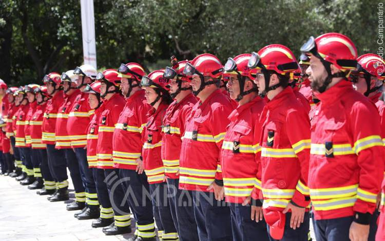 Benefícios Sociais para Bombeiros aprovados em decreto-lei