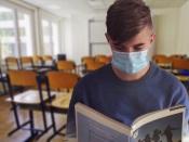 Covid-19: Almodôvar propõe encerramento de escolas do concelho, seis turmas encontram-se em isolamento profilático