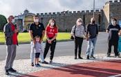 Évora: Passeio inaugural do Percurso Pedonal e Ciclável de Ligação do Centro Histórico aos Bairros da Zona Norte