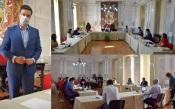 Évora: Vereador Henrique Sim-Sim toma posse na primeira reunião pública do mandato de 2021-2025