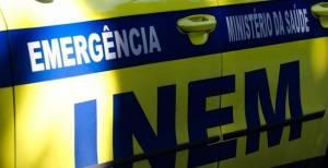 Homem de 44 anos ferido com gravidade em despiste de pesado de mercadorias em Ponte de Sor
