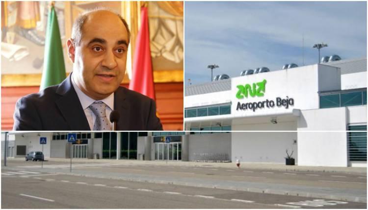 Presidente de Beja representa distrito no Conselho Consultivo do Aeroporto de Beja