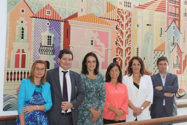 Pintura e tapeçaria da coleção do Novo Banco cedidas ao Município de Portalegre