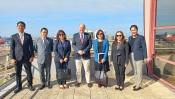 Porto de Sines recebeu Embaixadas do Sudoeste Asiático!
