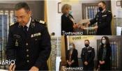 """""""É fundamental dar competências aos militares e conhecermos a história para a podermos proteger"""" diz Comandante Joaquim Vivas(c/som e fotos)"""