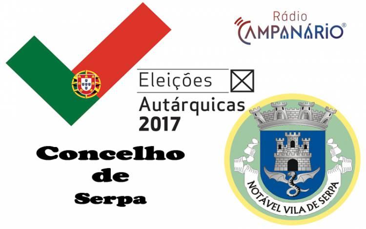 Autárquicas 2017: Os resultados eleitorais do concelho de Serpa (c/dados)