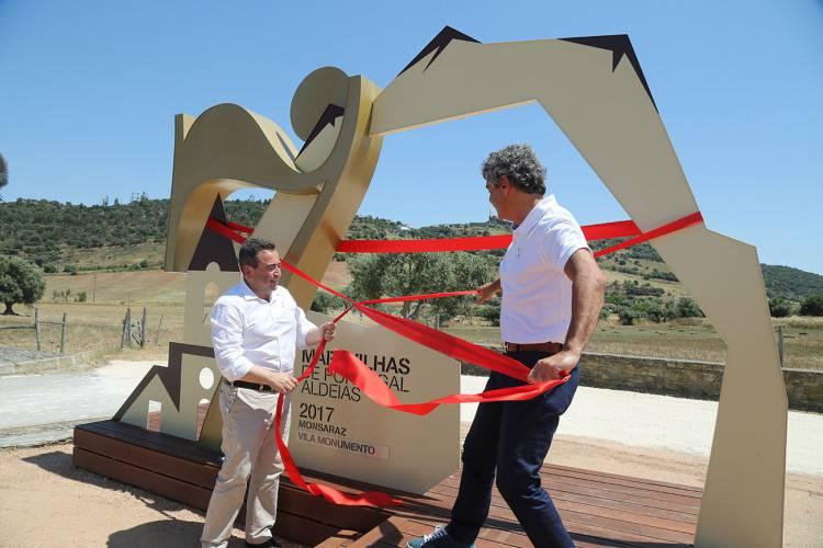 Vila medieval de Monsaraz recebe a primeira gala das 7 Maravilhas à Mesa