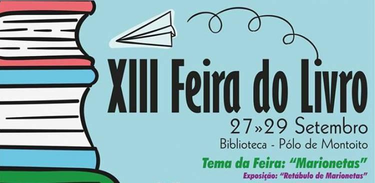 Município de Redondo promove Feira do Livro em Montoito