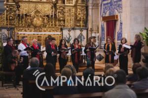 """Concerto lírico em Vila Viçosa celebra """"Cristo ressuscitado"""" (c/som e imagens)"""