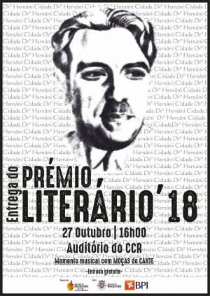 Município de Redondo entrega Prémio Literário Hernâni Cidade a 27 de outubro