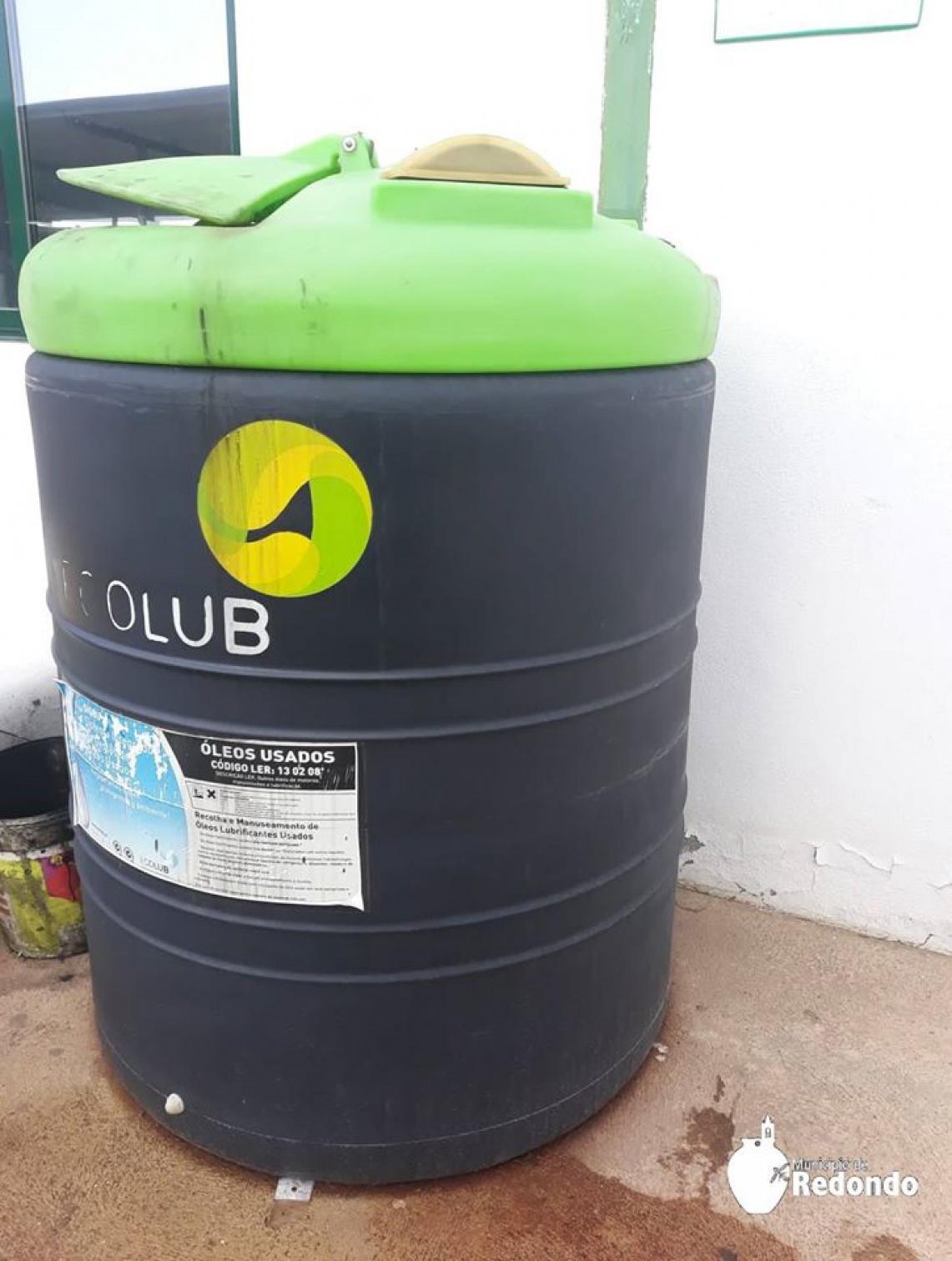 CM Redondo disponibiliza oleão para munícipes não empresariais - Rádio Campanário