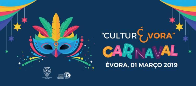 Carnaval em Évora já tem data