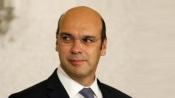 Última Hora: Ministro da Economia infetado com covid 19