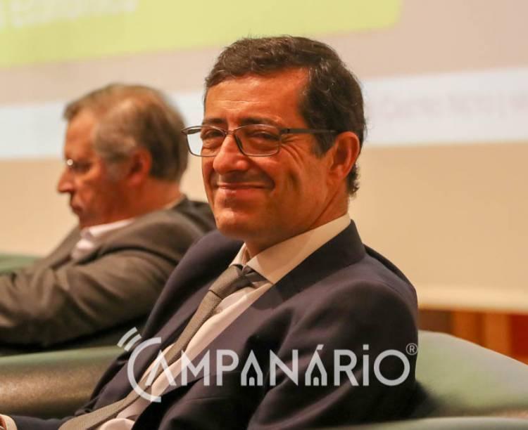 """""""Até dia 30 de junho sou eurodeputado, no dia 1 de julho serei qualquer coisa que me fará muito feliz"""", diz Carlos Zorrinho (c/som)"""