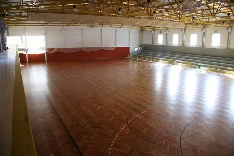 Pavilhão Gimnodesportivo de Alcácer do Sal tem piso renovado