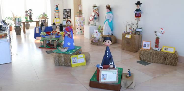'Bonecos de Estremoz vistos pelo olhar das crianças' em exposição