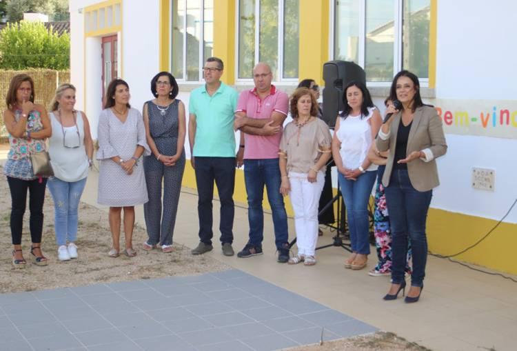 Portalegre inaugura requalificação da Escola Básica de Alegrete