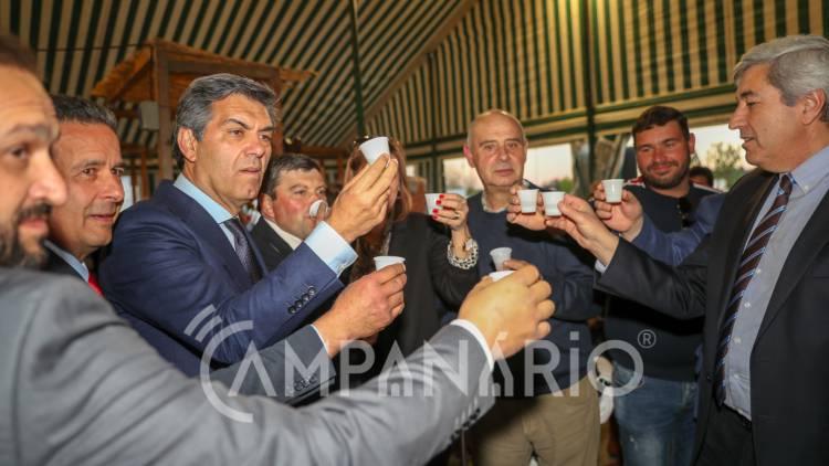 Campanário TV: Inauguração da II Feira da Laranja em Pardais (c/vídeo)