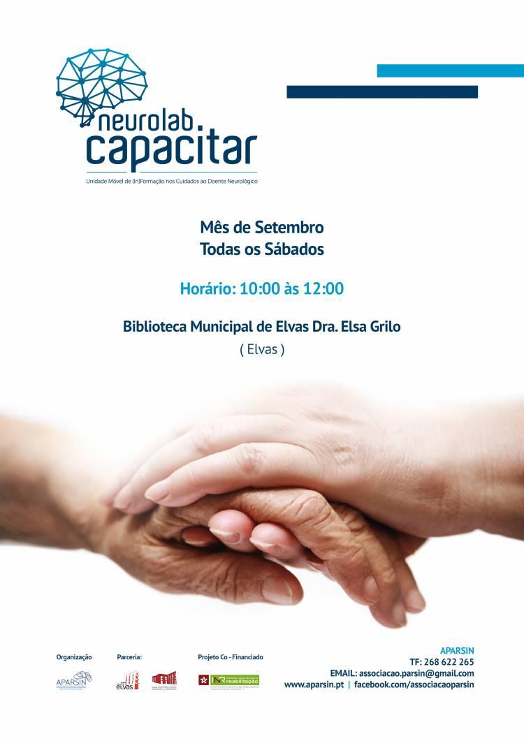 """Unidade Móvel """"Neurolab Capacitar"""" vai estar em Elvas no mês de Setembro"""